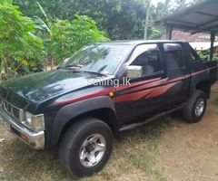Nissan D 21 D/cab for sale