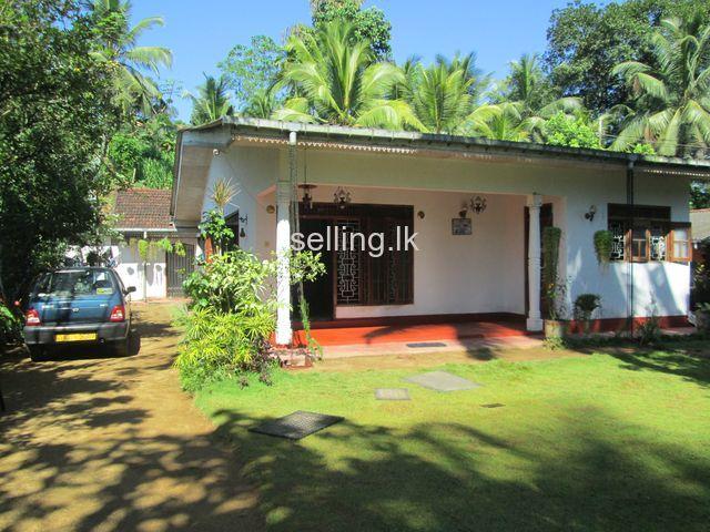 House For Sale in Elpitiya Pitigala
