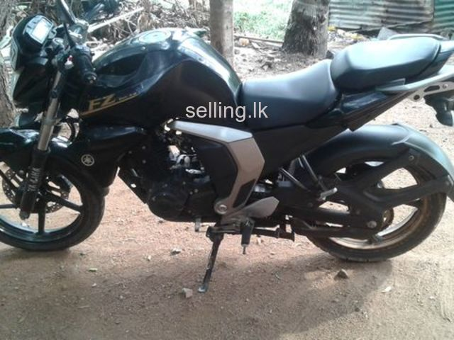 Yamaha motorbike for sale