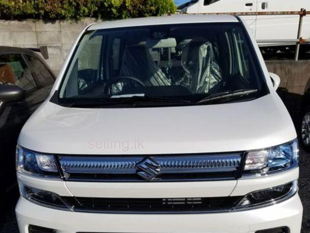 Suzuki Wagon R FZ 2018
