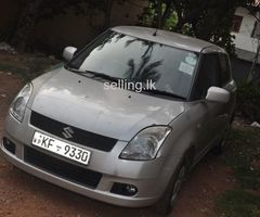 Suzuki Manuel Swift for sale  ( Indian Swift )