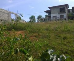 Residential Land for Quick Sale from Nagoda Junction