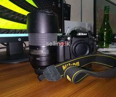 D7000 / 55mm - 300mm Lense