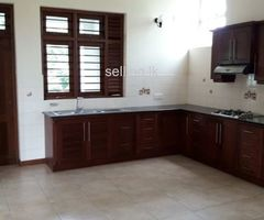 Rent for Apartment  First Floor  /  Separate Entrance