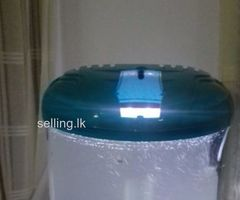 Nano curved fish tank
