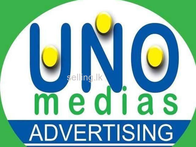Uno Medias Advertising Services
