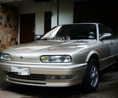 NISSAN PRESEA ORIGINAL CAR
