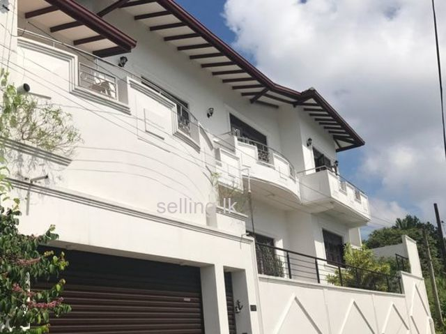 Fully furnished 6BR house for sale