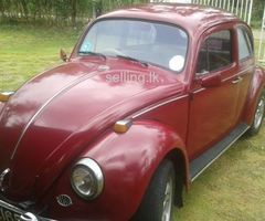 5 Sri Volkswagen Beetle for sale