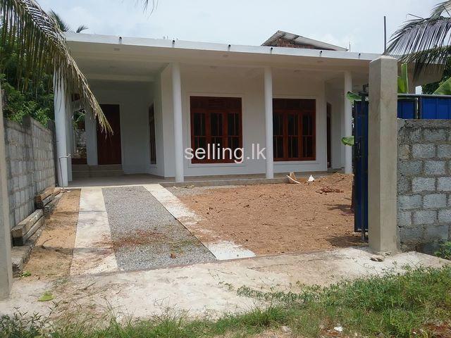 house for sale in Dammadawatta, Kurunegala
