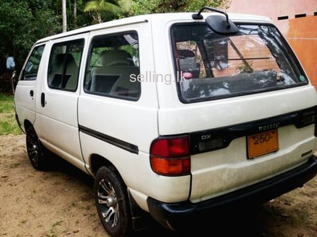Toyota townace DX lotto for sale