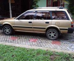 Corolla DX Wagon EE96