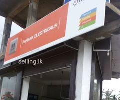 Shop for Rent in Polgasowita