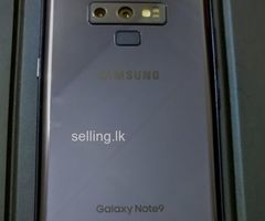 Samsung Galaxy Note 9 (128 GB)