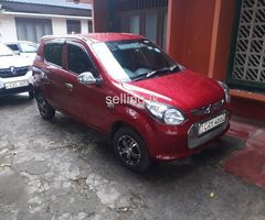 ALTO CAR FOR RENT Mawanella