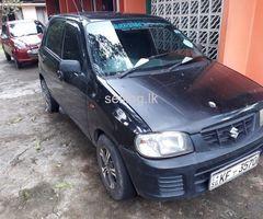 ALTO CAR FOR RENT Mawanella