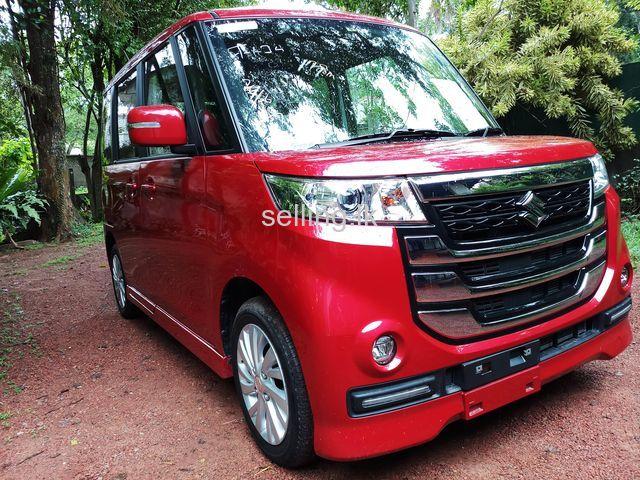 Suzuki Spacia Custom - 2017