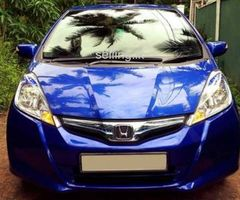Honda FIT GP1 Navi Premium For Sale