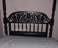 Antique  single bed for sale