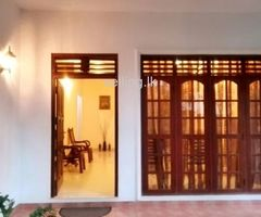 House for sale in boralesgamuwa