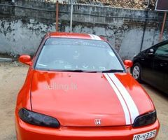 Honda eg8