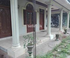 LAND AND HOUSE FOR SALE IN KOCHCHIKADE