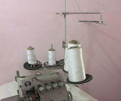 5 thread over lock machine