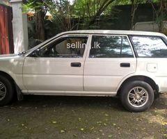 CE96 corolla wagon