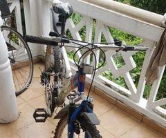 kenstar mountain &  japanese ladies bike,