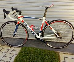 Racing road bicycle