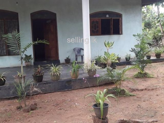 House for sale in Tangalla