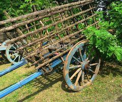 Antique Bullock cart ,cart , බර කරත්තය , බර බාගය , ගොන් කරත්තය . මිල ගණන් කතා කර ගත හැක.