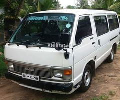 TOYOTA HIACE SHELL MODEL 1987