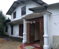 House in Nuwara Eliya Suitable for a private hospital or Gest house