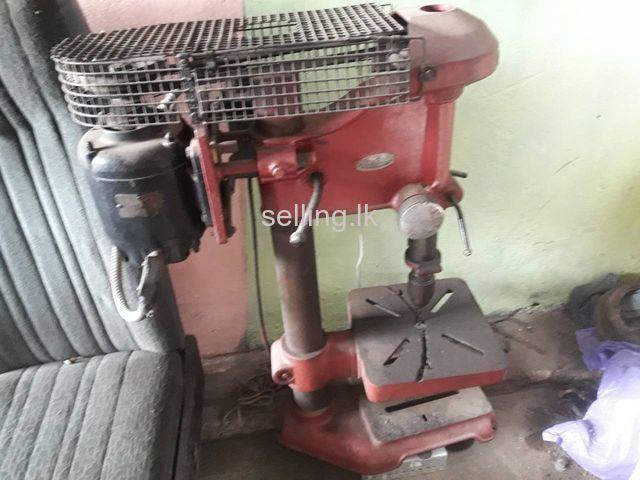 Manscraft Drill Machine