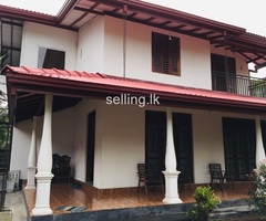 Newly constructed house for sale in kaduwela
