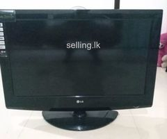 "32"" LG HD tv for sale"