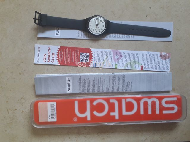 Swatch Twice Again
