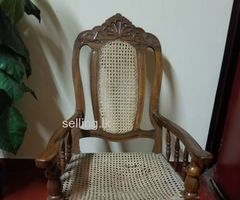 Chair - Teak Timber