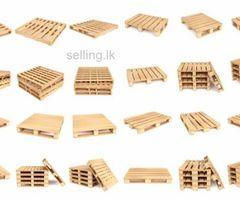 Wooden pallets Colombo 01 - selling.lk in Sri Lanka