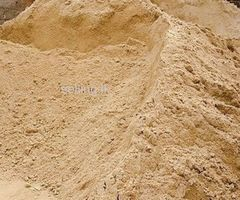 Sand (Industrial & Domestic,)