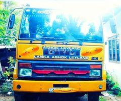 Ashok leyland cargo 1613 Tipper 2012