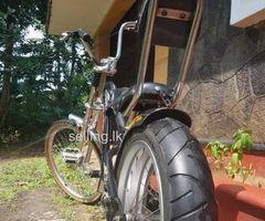 Rally Bike Harley Style