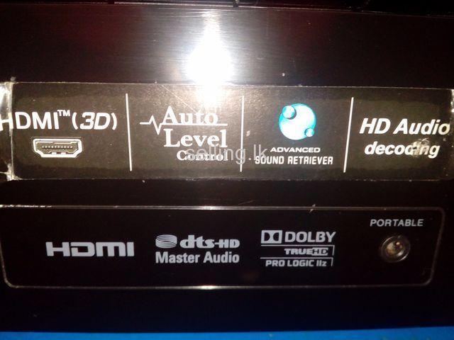 Pioneer 3D amplifier