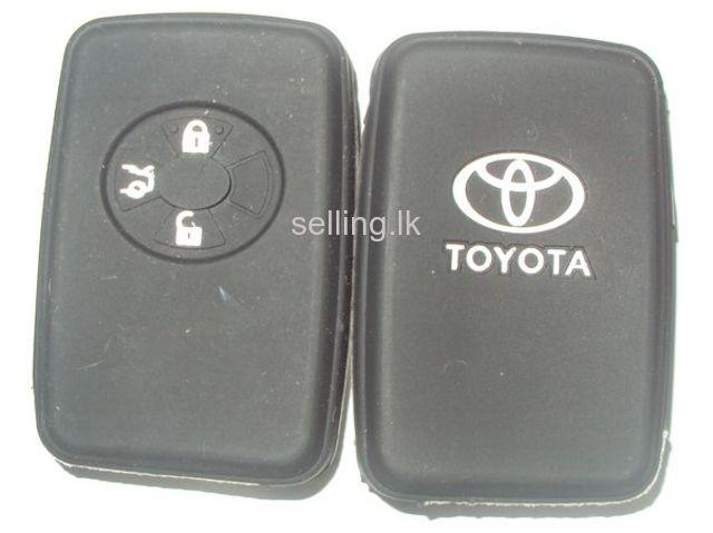 toyota premio smart key covers