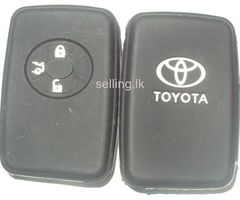 toyota premio smart key covers