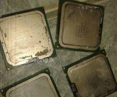 E8400 Core 2 Duo Processesr