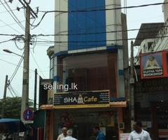 Negombo shop for sale.