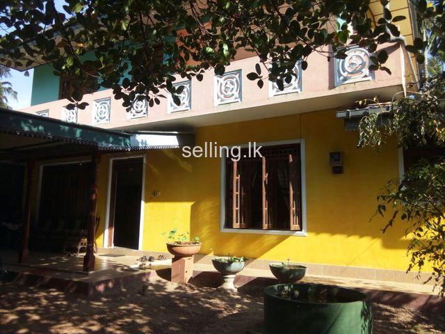 House for Sale Yakkala Weediyawaththa (Gampaha)