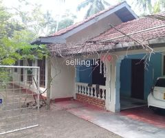 House with  land for sale - Kuliyapitiya